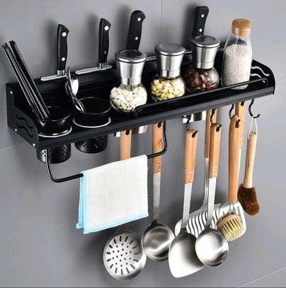 60cm Aluminium kitchen shelf image 1