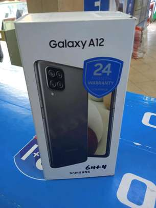 Samsung galaxy A12 128gb 4gb ram 5000mAh battery capacity, 48MP Camera image 1