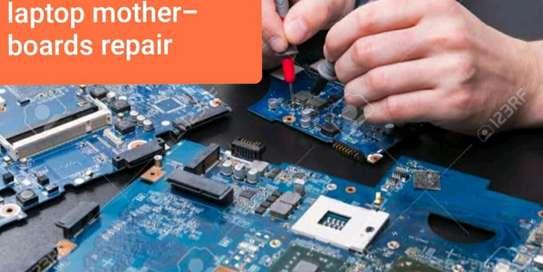 laptop motherboard repair services. image 1