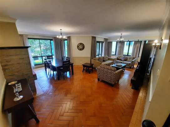 Furnished 3 bedroom townhouse for rent in Brookside image 8
