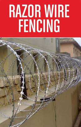 electric fence & Razor wire supply and installation in Kenya,Electric Fence & Razor Wire Supply and Installation in kenya image 1
