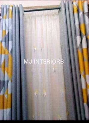 Double Sided Curtains