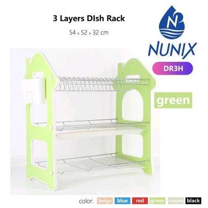 3 Layer Dish rack image 5