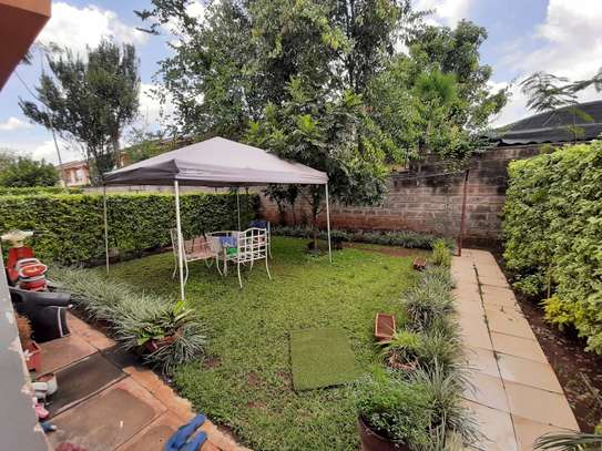 4 bedroom townhouse for rent in Langata Area image 17