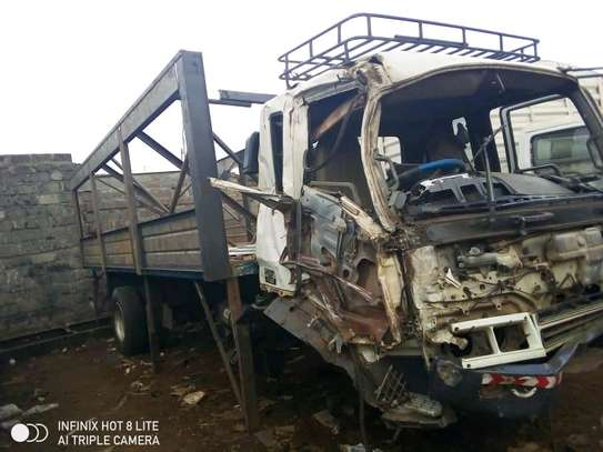Lorry and pick up Body making and repair image 3