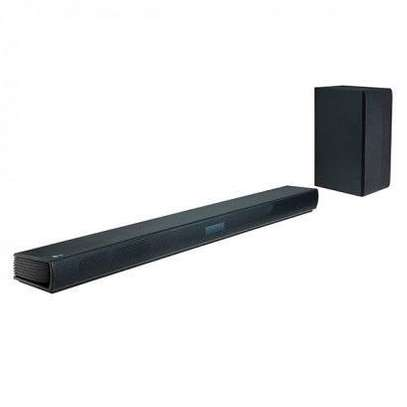 LG SK4D 2.1 Channel 300W Sound Bar With Wireless Subwoofer And Bluetooth® Connectivity image 1