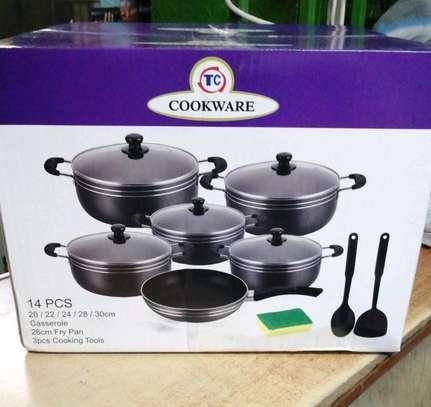 14Pcs Tc cookware image 1