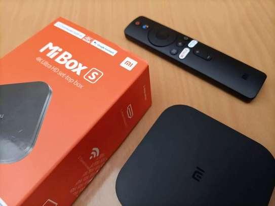 Mi Box S: 4K Ultra HD Streaming Media Player image 2