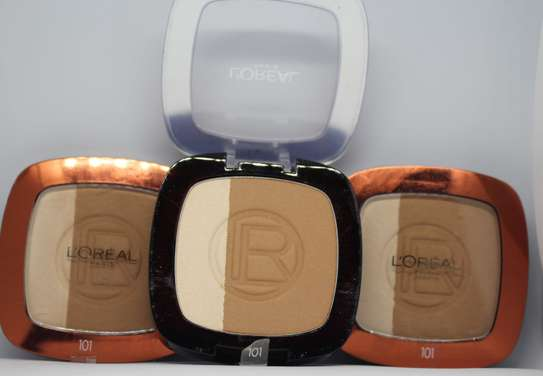 Loreal Glam Bronze Duo Powder 101 image 2