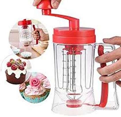 manual pancake mixer image 1