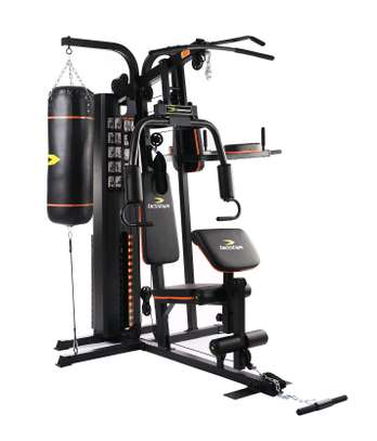 Multi functional home-gym equipment image 3