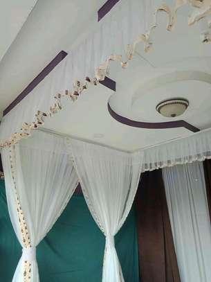 Custom Made Rail Shears Mosquito Nets image 4