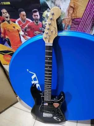 Electric guitar image 1