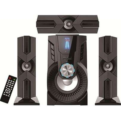 Ampex A-8103, 3.1Ch Woofer - 40000W PMPO - Bluetooth image 1