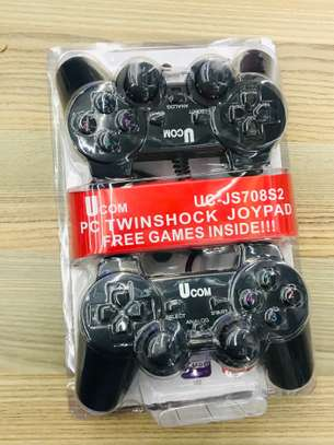 DOUBLE GAME PADS image 1