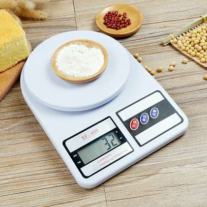 Digital LCD Electronic Weighing Scales Postal Postage Parcel Kitchen Scale image 1