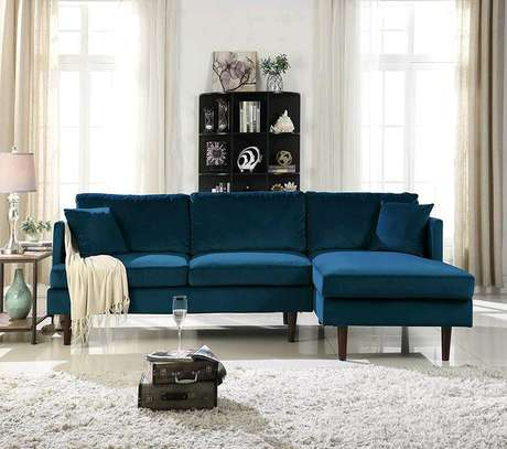 Modern Sofas/four seater L shaped sofa image 1