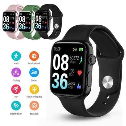 P20 Smart watch men IP68 waterproof bracelet touch heart rate blood pressure image 3