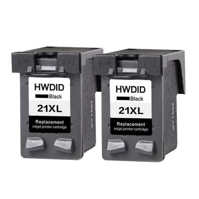 HP inkjet refilling 21 and 22 cartridges image 3