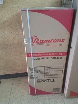 Brand new ramton fridge 128Liter image 1