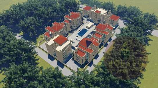 3 bedroom with all ensuite in Nyali along links road, Mombasa