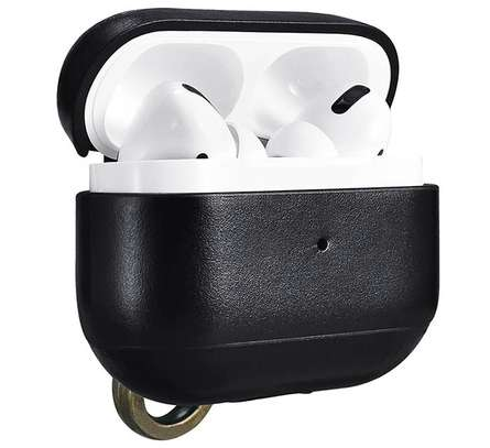 ICARER Airpods Pro Genuine Leather Case image 1