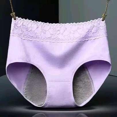 Ladies menstrual antileakage panties image 4