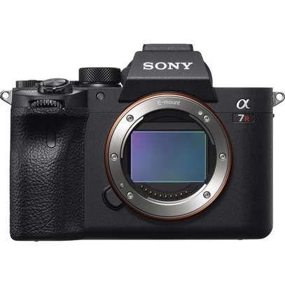 Sony Alpha a7R IV Mirrorless Digital Camera (Body Only) image 1