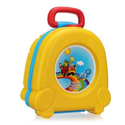 Portable Travel Potty Toilet Carry Seat Chair Toilet for Kids Baby Training image 4