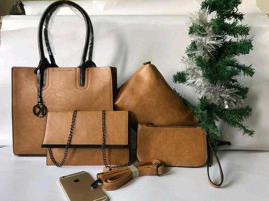 Pure leather Handbags image 10