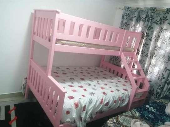 Double decker beds in Kenya / children decker / bunk bed /kids decker bed image 4