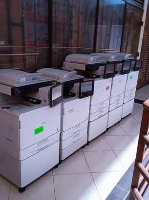 Realible Ricoh MP C 401 photocopier image 1
