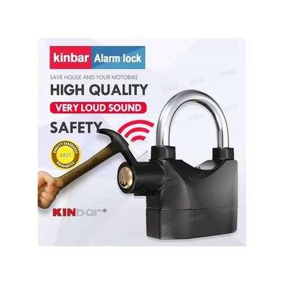 Kinbar Alarm padlock image 1