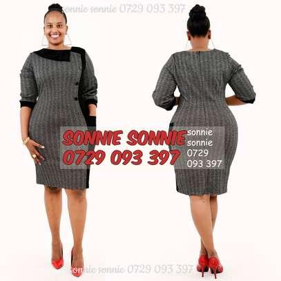 Grey Turkey Dress image 1