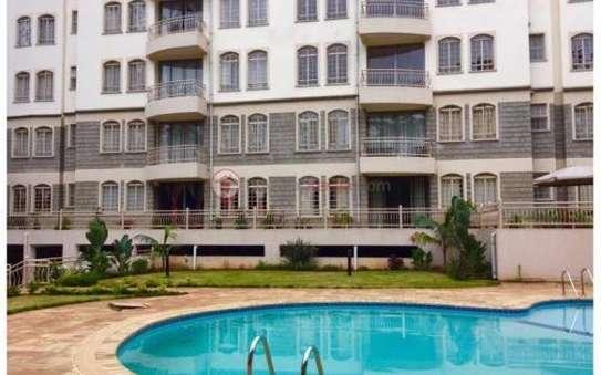 3 bedroom apartment + DSQ for rent in Kileleshwa image 1