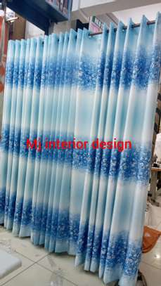 FLOWERED CURTAINS image 1