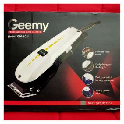 Geemy Professional Electric Hair Clipper