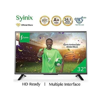 Brand New 32 inch synix smart tv image 1