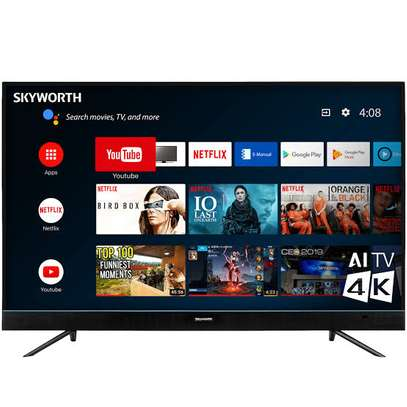 Brand new skyworth 43 inch smart led android TV available in my shops image 1