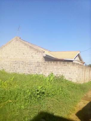 A 3 bedroom house in Juja(Milimani)