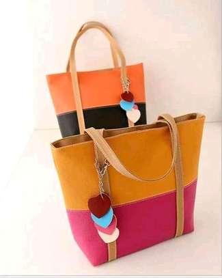 Ladies handbags(Dual color)