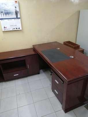 Executive office desk image 2