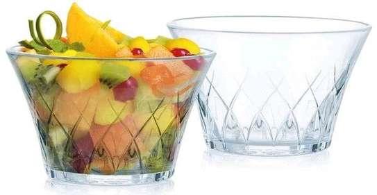 6pcs fruit bowl image 1