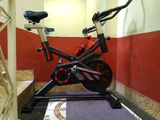S100 Spinning Bike image 1