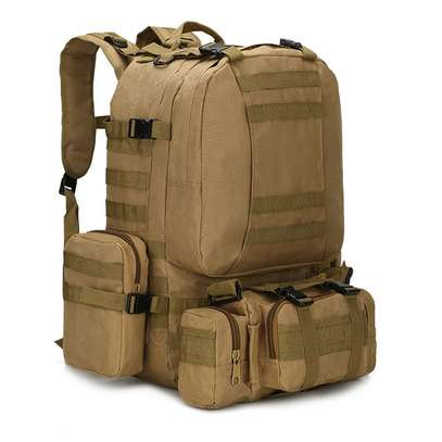 Military Bag 55L-Tactical Bag/Trekking/hiking/camping/Traveling bag image 8