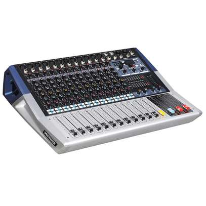 12 Channel Pro Power Mixer image 1
