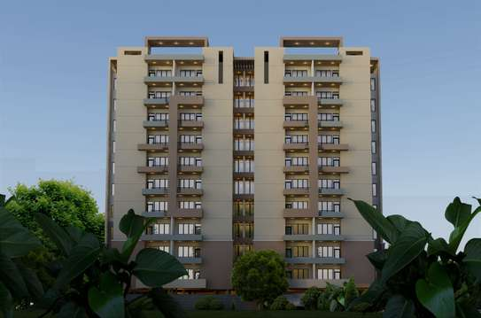 EXECUTIVE 3 AND 4 BEDROOM APARTMENTS FOR SALE