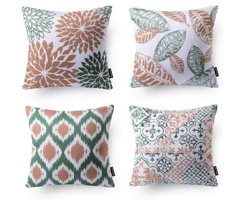 Decorative Unique Throw Pillow Case Cushion Covers a set of 4 pieces at Ksh. 3200 image 9