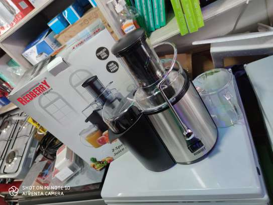 Commercial electric juicer image 1