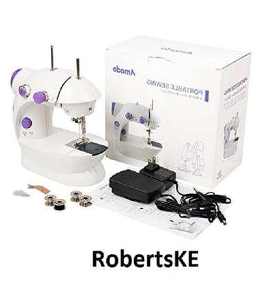 Mini sewing machine 2 stiches image 1